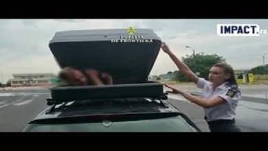 اختباء رجل في مكان لم يخطر على البال بسيارة - صحيفة هتون الدولية