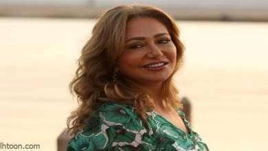 ليلى علوي ترقص في حفل عمرو دياب - صحيفة هتون الدولية