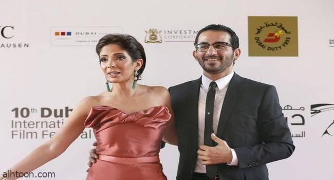 حلمي ومنى زكي في فيديو طريف - صحيفة هتون الدولية
