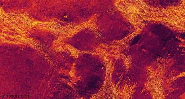 """اكتشاف نشاط جديد على الزهرة """"يشبه سطح الأرض"""" -صحيفة هتون الدولية"""