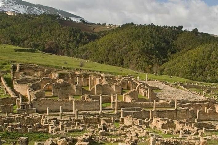"""""""مدينة جميلة """"التحفة الأثرية في الجزائر -صحيفة هتون الدولية"""