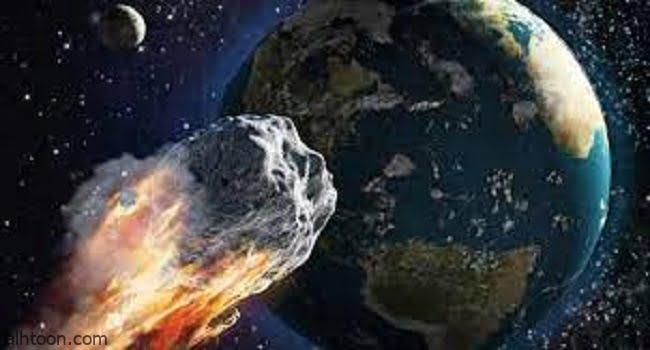 صخرة فضائية عملاقة ستمر بالأرض بهذا التاريخ -صحيفة هتون الدولية-