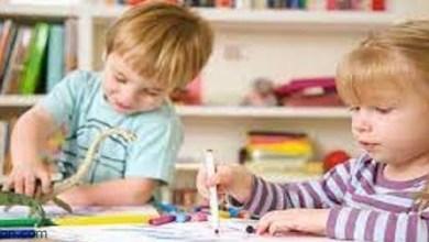 أنشطة تعلّم للأطفال استعدادًا لمرحلة الروضة -صحيفة هتون الدولية