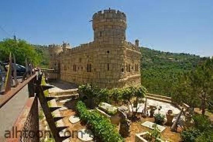 """""""قلعة موسى""""..رحلة حب وإبداع من أعلى جبال لبنان -صحيفة هتون الدولية-"""