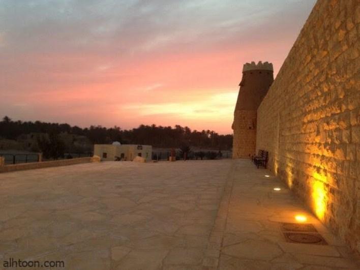 قصر كاف صرح معماري في منطقة الجوف -صحيفة هتون الدولية-