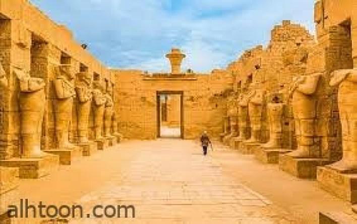 «معبد الكرنك» وثيقة تاريخية كبرى -صحيفة هتون الدولية