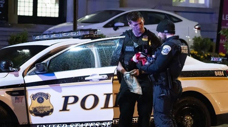 شاهد: إطلاق نار بين مجرم والشرطة الأمريكية - صحيفة هتون الدولية