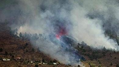 شاهد: ثوران بركان بجزيرة لا بالما - صحيفة هتون الدولية