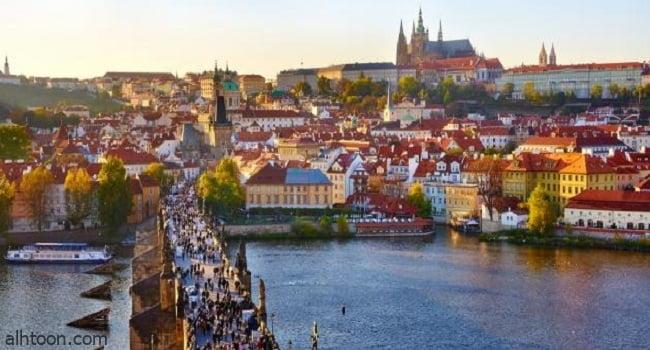براغ أجمل مدن العالم للعام 2021