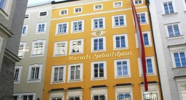 سياحة من نوع خاص في سالزبورج بالنمسا