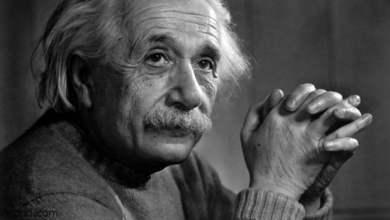 مخطوطة لأينشتاين للبيع في مزاد علني