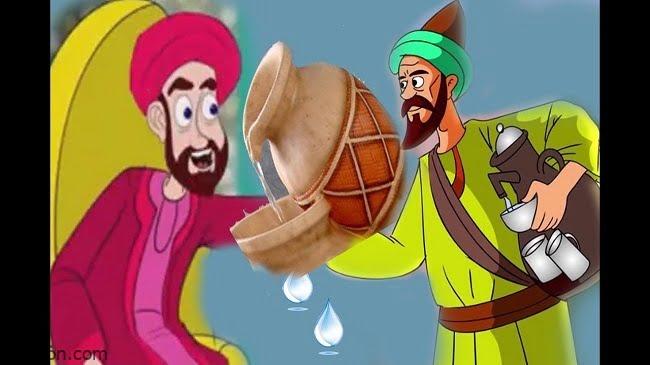 قصة ( الساقي محمد )