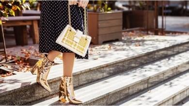 موضة أحذية الكاحل لخريف وشتاء 2021