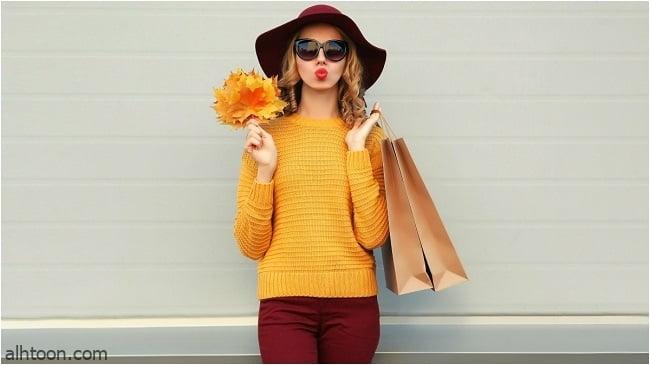 للنساء قطع أساسية في فصل الخريف