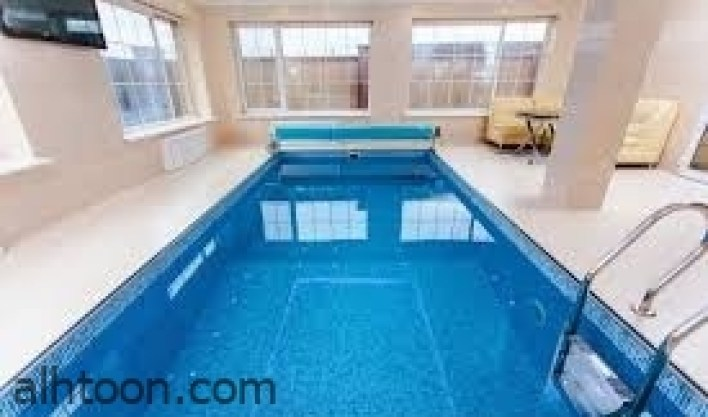 اجمل واحدث تصميمات حمامات السباحة -صحيفة هتون الدولية
