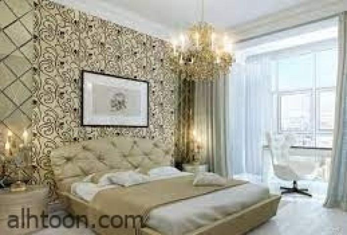 أفضل اشكال ورق جدران غرف نوم -صحيفة هتون الدولية
