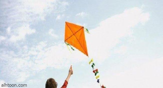 كيف تصنع طائرة ورقية للاطفال -صحيفة هتون الدولية