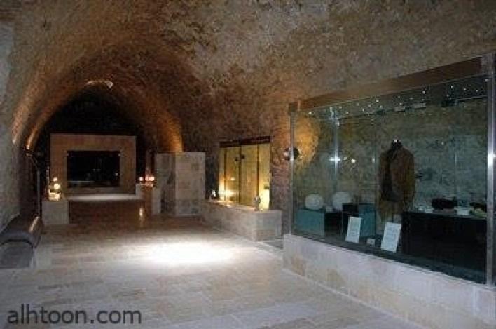 «متحف آثار الكرك» مركز توثيق حضاري في حضن القلعة -صحيفة هتون الدولية-
