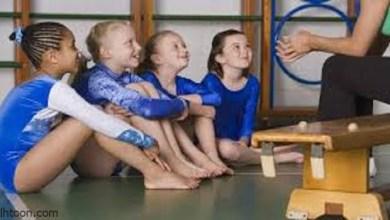 رياضة الجمباز ممتعة للأطفال -صحيفة هتون الدولية