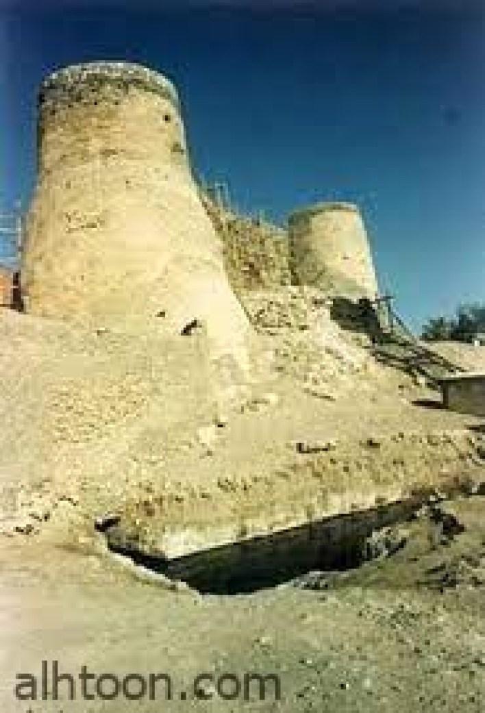 قلعة تاروت تحفة أثرية في المملكة -صحيفة هتون الدولية