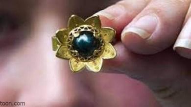 العثور على خاتم مفقود منذ 25 عاما -صحيفة هتون الدولية