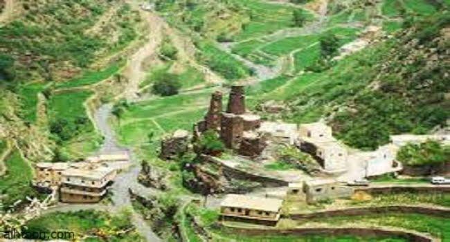 قيار قرية أثرية في جازان - صحيفة هتون الدولية