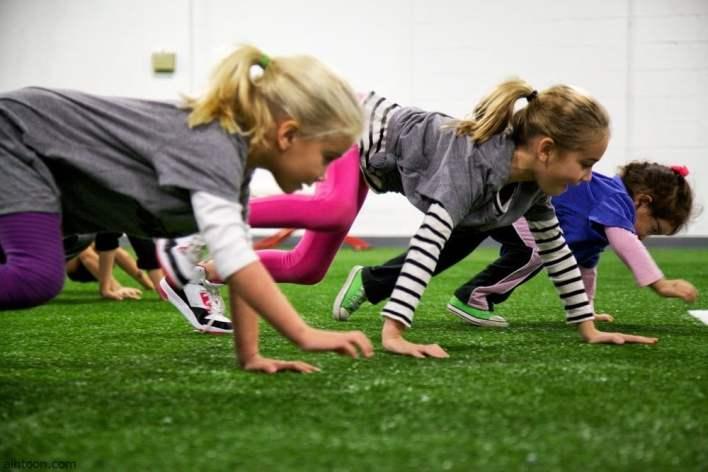 أفضل تمرينات رياضية للأطفال  -صحيفة هتون الدولية-
