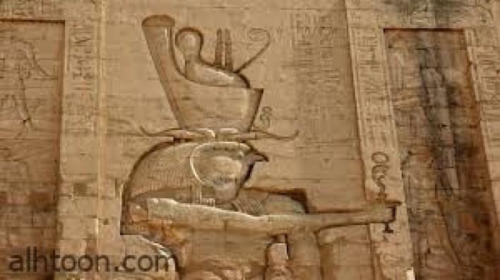 """شاهد """"معبد إدفو"""" تاريخ لحضارة مصر القديمة -صحيفة هتون الدولية"""