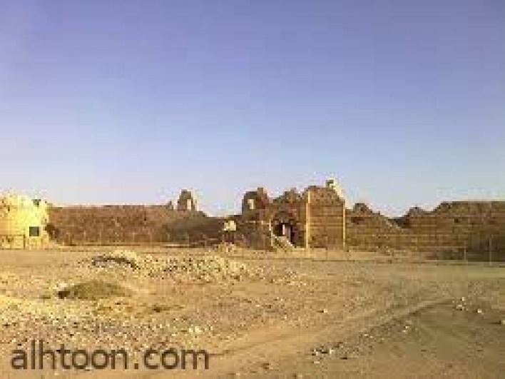 شاهد قلعة المويلح العثمانية في تبوك -صحيفة هتون الدولية