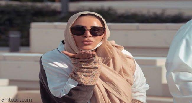 أحلام تنشر صور فستان اكسبو دبي - صحيفة هتون الدولية