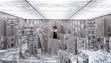 """حي جاكس بالدرعية يحتضن معرض الفن المعاصر """"بينالسور"""" -صحيفة هتون الدولية"""