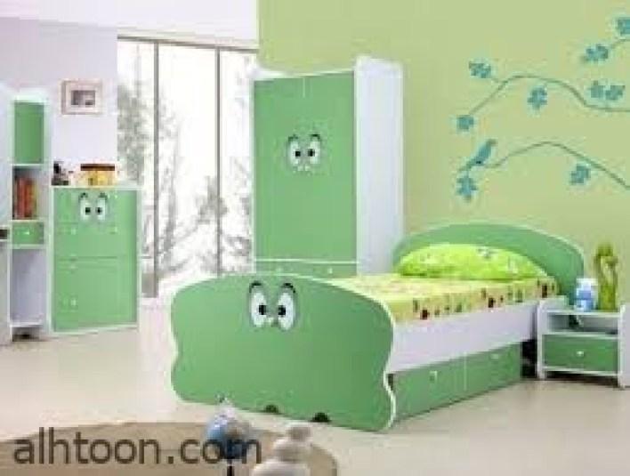 غرف نوم أطفال بألوان وتصميمات ديكور جذابة -صحيفة هتون الدولية