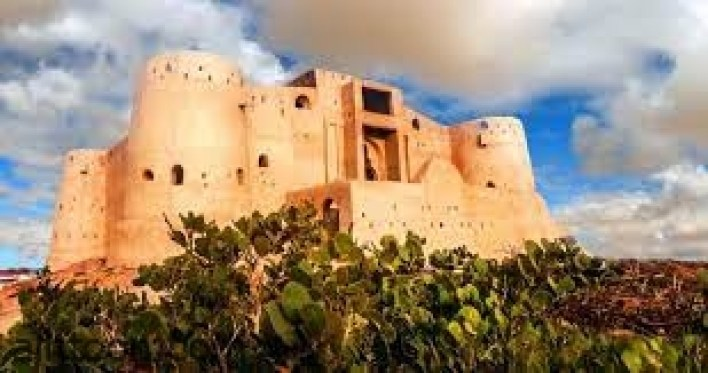«القلعة الدوسرية» متحف سياحي في مدينة جازان -صحيفة هتون الدولية