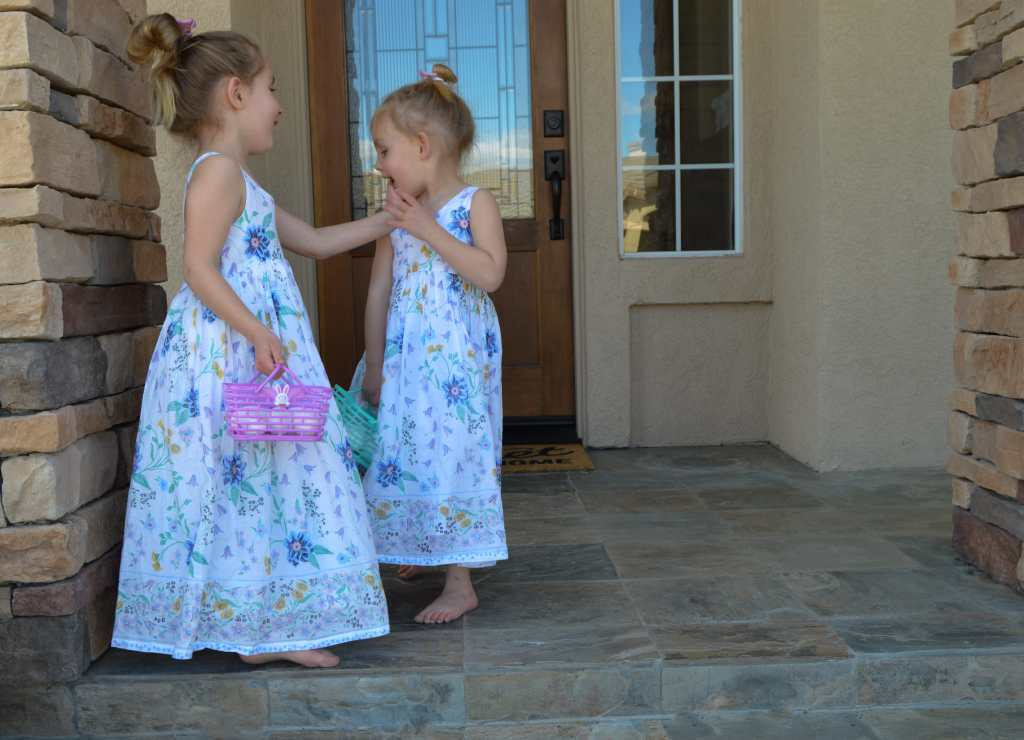 6c8dd5baf2d3 What to Wear :: Little Girl's Easter Outfits - ali-ish