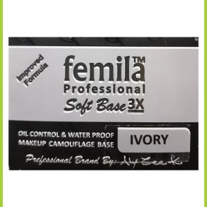 Femila Soft Base 3X IVORY (Paris - France)
