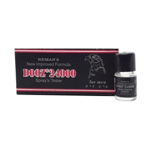 New Reman's Dooz 14000 Men Delay Spray Tester