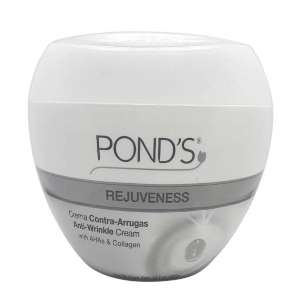 Ponds Rejuveness Crema Anti-Wrinkle Cream 1.75 oz 400g