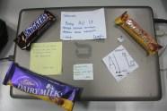 Coklat-coklat dari teman-teman