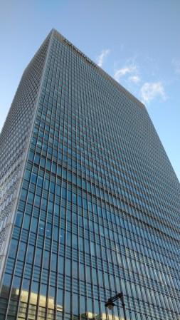 JP Morgan at Bank Street, Canary Wharf