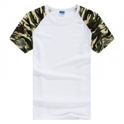 2015-New-Arrival-Men-s-Short-sleeve-O-neck-Camouflage-Raglan-Sleeve-Straight-Solid-Color-Basic-1