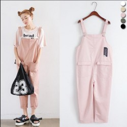 2016-New-Hot-Brand-Brief-Solid-Light-Color-Rompers-Women-Work-Party-Commuting-Wear-Big-Pokets-1