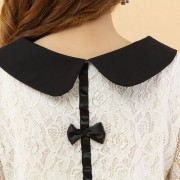 Casual-Korea-Style-Women-Slim-Lace-Lapel-Short-Sleeve-Blouse-Tops-Loose-Sailor-Collar-Summer-S-5