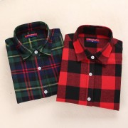Flannel-Winter-Plaid-Shirt-Women-Tops-Turn-down-Collar-Women-Shirts-Long-Sleeve-Plus-Size-Blusas-3