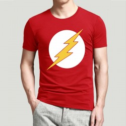 New-Arrival-The-Big-Bang-Theory-The-Flash-Men-T-Shirt-Design-Personalized-Male-Casual-1
