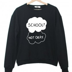 SCHOOL-NOT-OKAY-Letters-Print-Women-Sweatshirt-Jumper-Casual-Hoodies-For-Lady-Funny-Black-White-Street-1