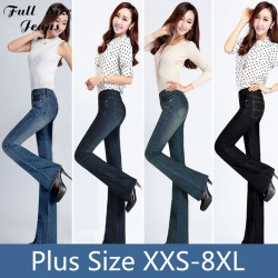 Spring-Autumn-Slim-Fit-Mid-Waist-Flare-Jeans-Plus-Size-Stretch-Skinny-Jean-Bell-Bottom-Pants-1