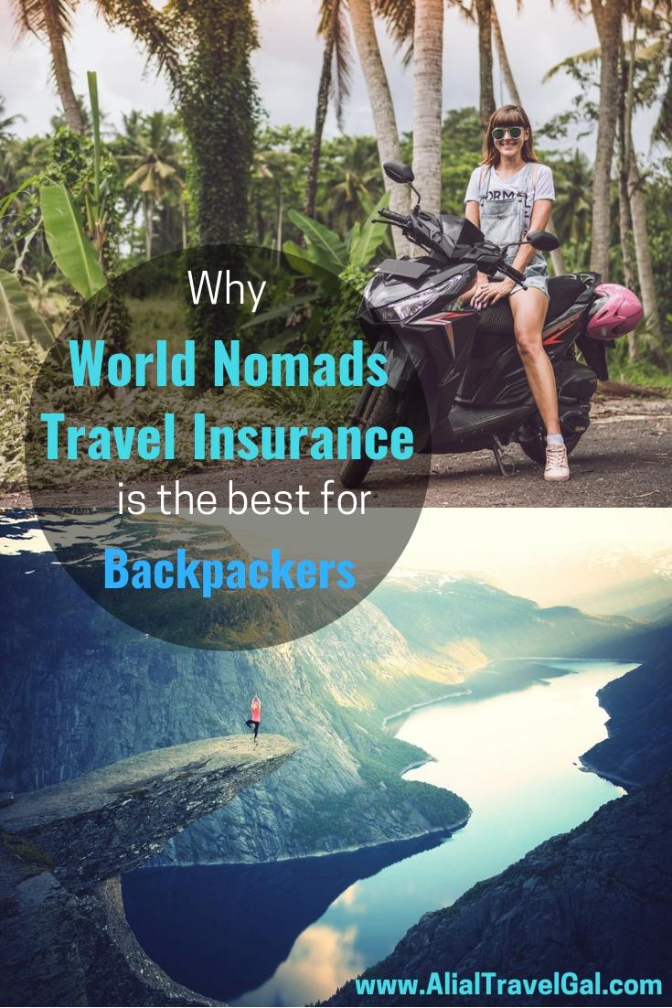 best backpackers travel insurance, World Nomads Travel Insurance