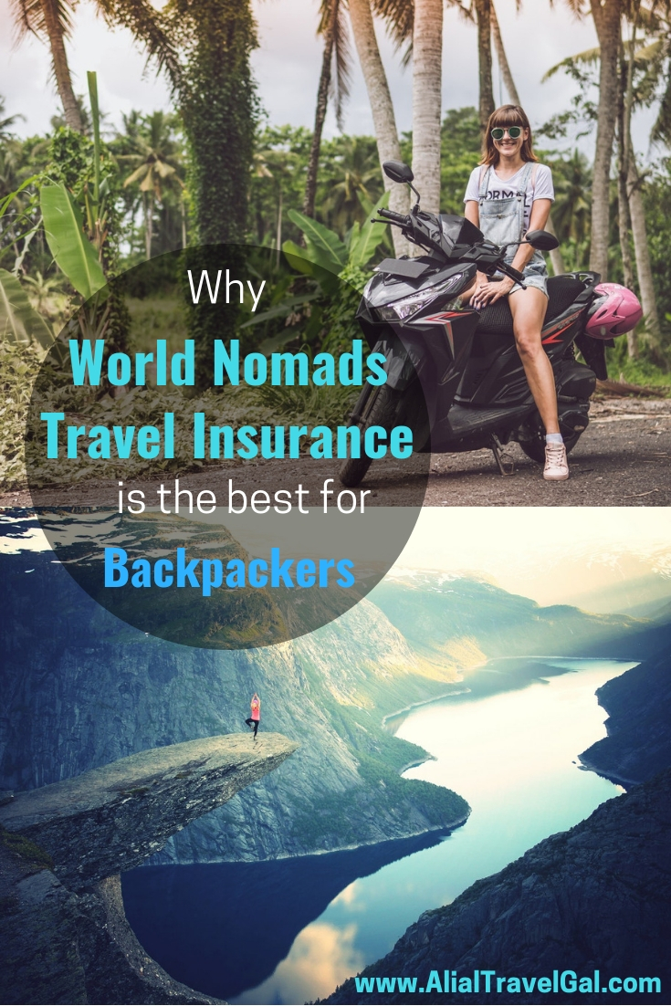 best backpackers travel insurance, World Nomads Travel Insurance