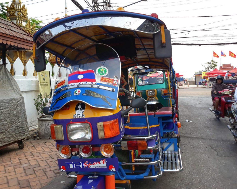 Thailand Visa run, visa run to Laos, Laos Visa on Arrival,