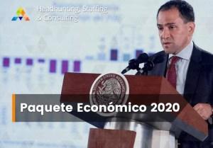 Paquete Económico 2020